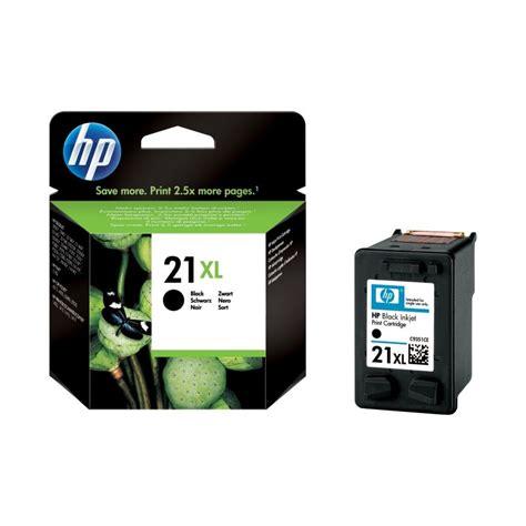 Tinta Printer Hp Type 21 Cartucho De Tinta Hp 21xl Negro