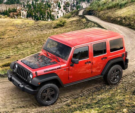 2016 jeep wrangler black bear hellcat powered wrangler heading to moab 95 octane