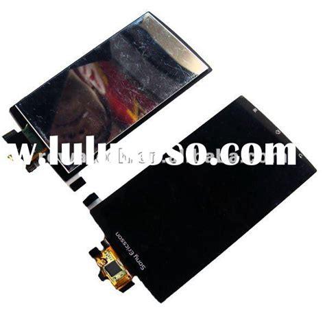 Lcd Sony Ericsson W20 New Original sony ericsson replacement screen sony ericsson