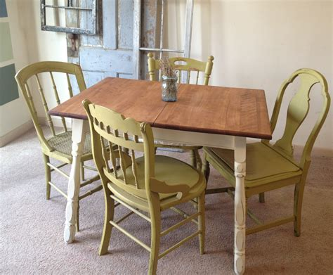 small country kitchen table set c vintage home decor