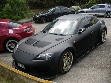 mazda rx8 kit going for a wide kit rx8club