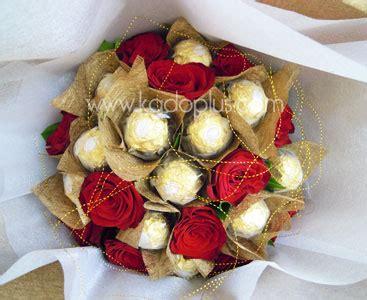 Chocolate Box Gift Kado Parcel Coklat Permen Roses Ferrero Bouquet Toko Bunga Florist
