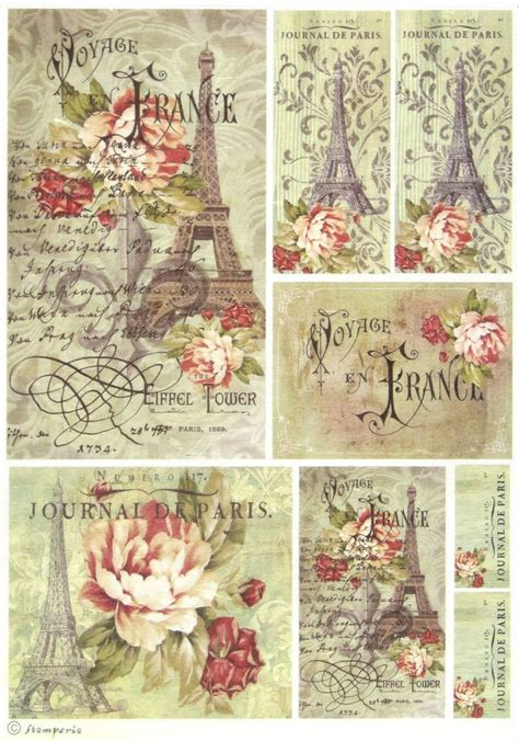 Decoupage Rice Paper Supplies - 58 best napkins images on decoupage paper