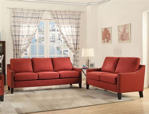red fabric couch red fabric sofa sectional sofa red fabric w chair ottoman