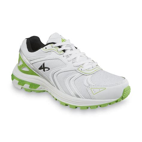 green athletic shoes athletech s bake white green athletic shoe shoes