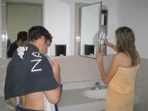 Coed Bathroom Co Ed Living Arrangements Or Bad Whrite On
