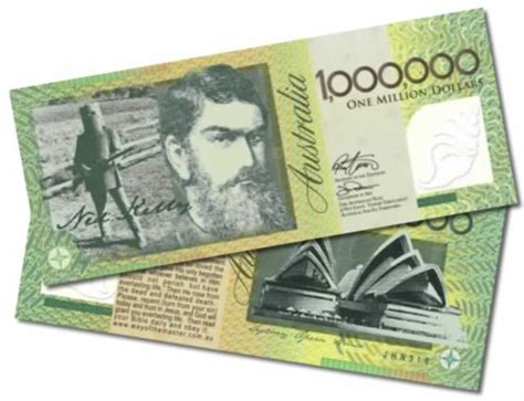 1 million dollar misc 1 million dollar note ned novelty collectable