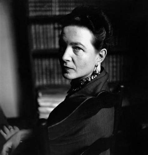 simone de beauvoir simone de beauvoir quotes quotesgram
