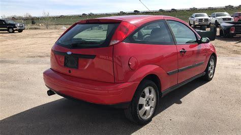 2002 Ford Focus Zx3 by 2002 Ford Focus Zx3 Musser Bros Inc
