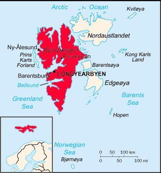 definition of borne off spitsbergen wikipedia