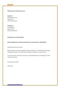 Kfz Versicherung K Ndigen Unterlagen by Unfallversicherung K 252 Ndigen Versicherung 2018