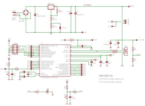 software reset in avr olimex avr usb at90usb162 microcontroller prototype board
