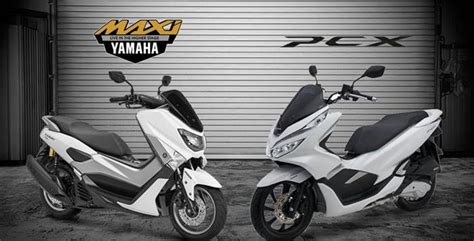 Pcx 2018 X Nmax 2018 by Komparasi Indonesiautosblog
