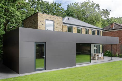 house extensions reveal the line between and new