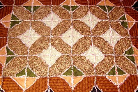 How To Sew A Rag Quilt by Indian Hatchet Rag Quilt Pattern