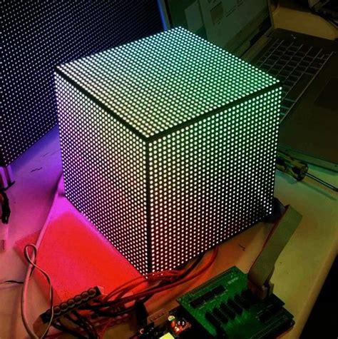 rgb led matrix panel mm pitch id