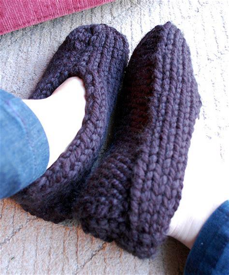 knitting pattern socks man knitting patterns galore simple man slippers