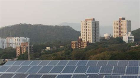 solar energy for homes in hyderabad solar panels to be made mandatory for new buildings in