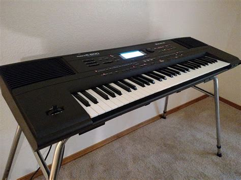 Keyboard Roland E Series roland e 600 61 note intelligent keyboard with pedal