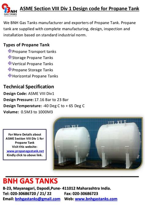 asme section 8 div 1 asme section viii div 1 design code for propane tank