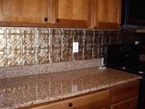 Faux Kitchen Backsplash by Kitchen How To Apply Faux Tin Backsplash For Kitchen Diy