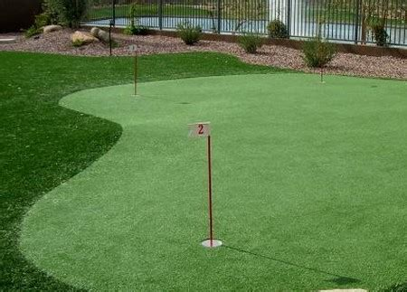 how to make a putting green in your backyard backyard putting greens