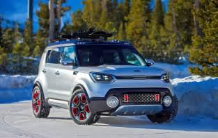 kia trail ster concept awd soul with turbo e motor