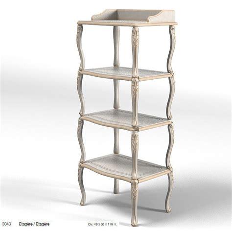 etagere jumbo rococo 3d models