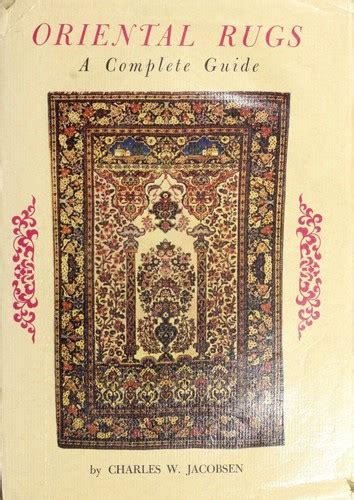 rug library catalogue rugs 1962 edition open library