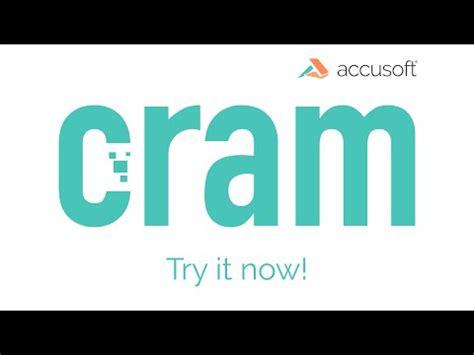 Cram Reduce Pictures