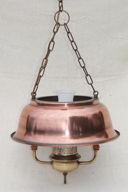 small vintage l shades copper pendant light shades industrial dome shade