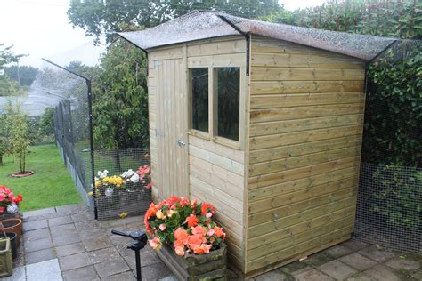Cat Shed by Cat Containment Fencing The Best Of Indoors Outdoors