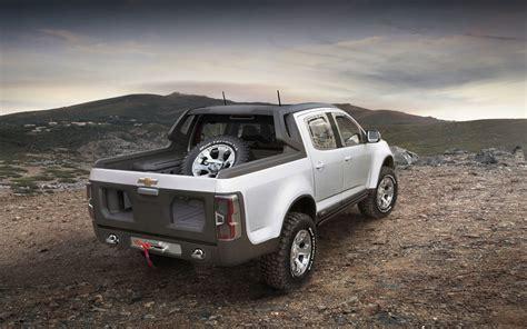 chevy concept truck new car chevrolet colorado rally concept truck