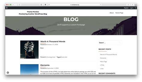 free wordpress themes zerif lite 36 of the best free wordpress themes for 2018