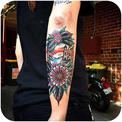 these bright snow globe tattoos let your day shine bright with these colorful tattoos