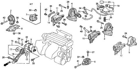 1990 honda accord engine wiring diagram free