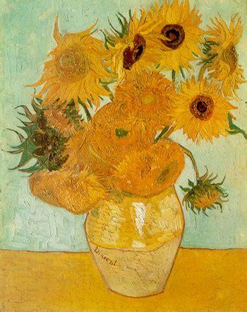 vaso di gogh vasi di fiori nell arte gogh dedi network