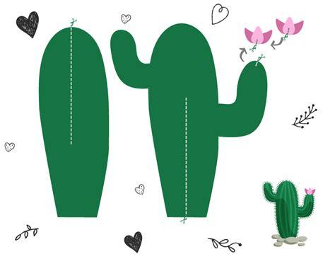 Parte Do Meu Ar Diy Customiza 231 227 O Viagens Id 233 Ias E Muito Mais Diy Cactos De Papel Paper Cactus Template