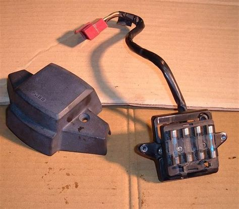 1982 Honda Cb650 Nighthawk Fuse Box 5th Gear Parts