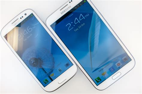 samsung galaxy note  review  mobile  phablet returns