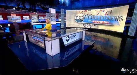 Abc News Desk by Abc News Updates Studio Newscaststudio