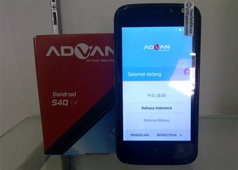 Lcd Advan S4i harga dan spesifikasi advan s4i terbaru 2016