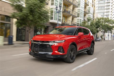 Chevrolet K5 Blazer 2020 by 2020 Chevrolet Trailblazer Debuts At 2019 Shanghai Auto Show