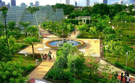 taman kota sebagai inspirasi mengatasi masalah lingkungan