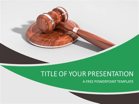 law templates for powerpoint free download justice and law powerpoint template presentationgo com