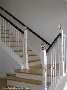 simple details diy staircase finials
