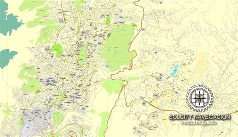 printable map quito map quito equador citiplan 3mx3m ai 4