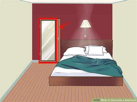 extending a bedroom how to decorate a bedroom with pictures wikihow