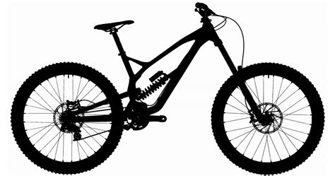 can you guess these downhill mountain bikes from their