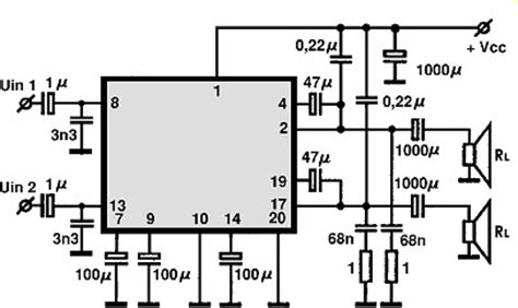 la4108 circuit diagram la4108 audio ic electronic circuits tv schematics audio